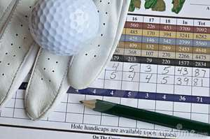 golf-score-card-glove-pencil-ball-13488520